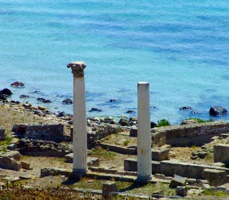 Archaeological site of Tharros